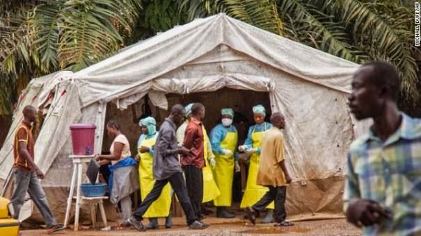 Ya son 1.229 los muertos por ébola, según OMS