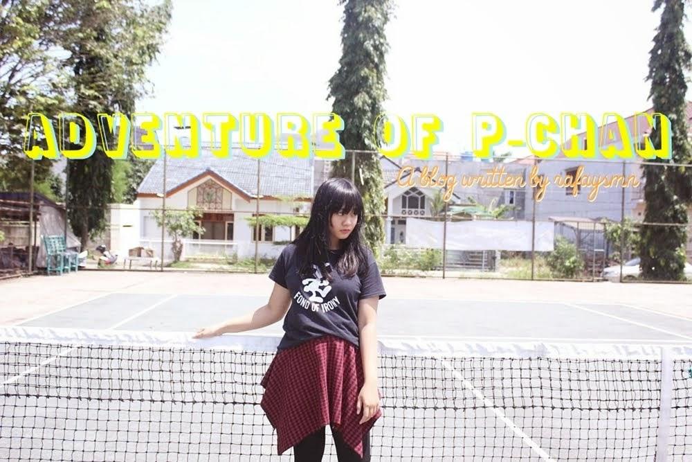 Adventure of P-chan