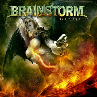 Brainstorm - 'Firestorm' CD Review (AFM Records)