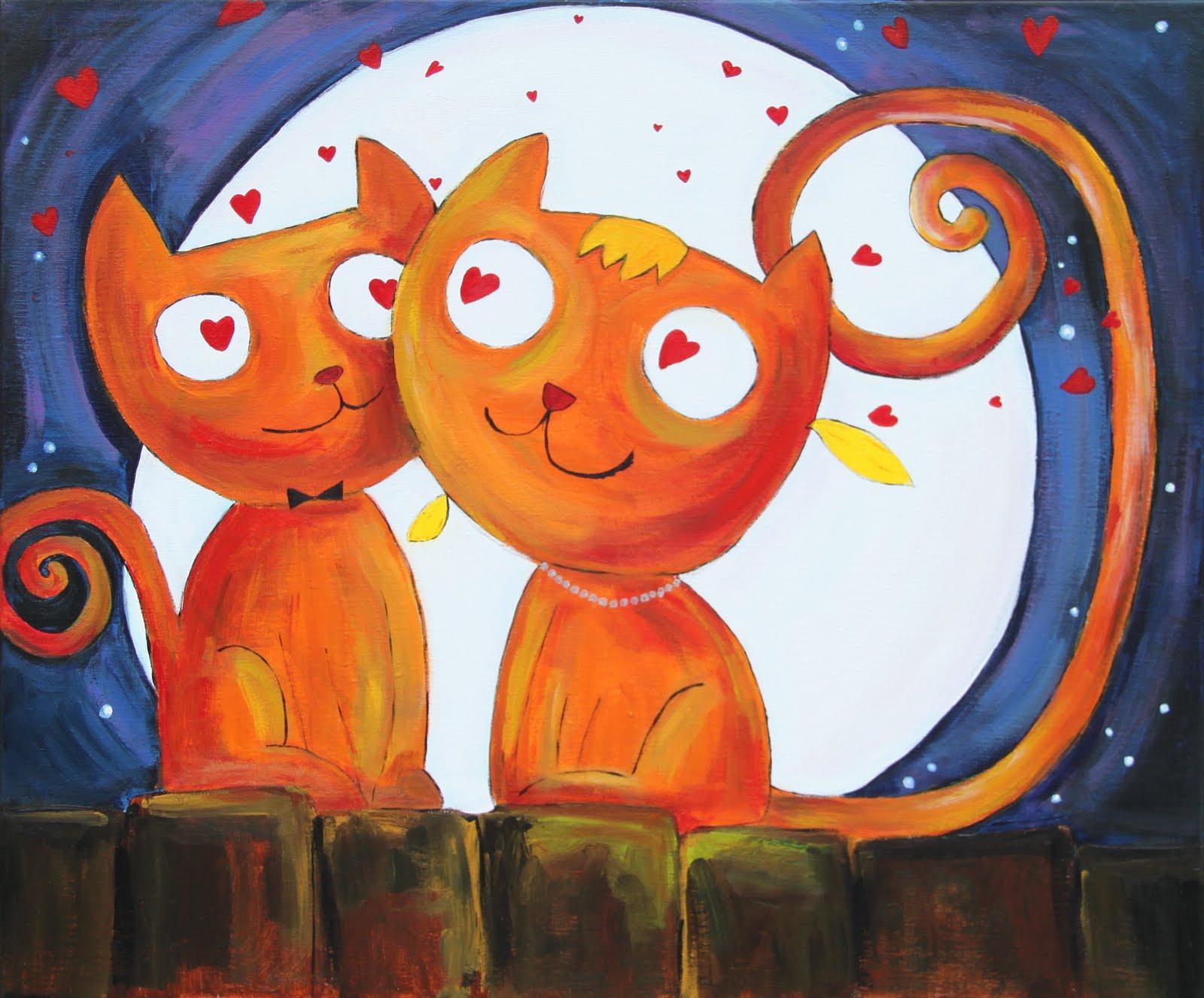 Atelier soeff schilderij van jeannette v a - Associatie van kleur e geen schilderij ...