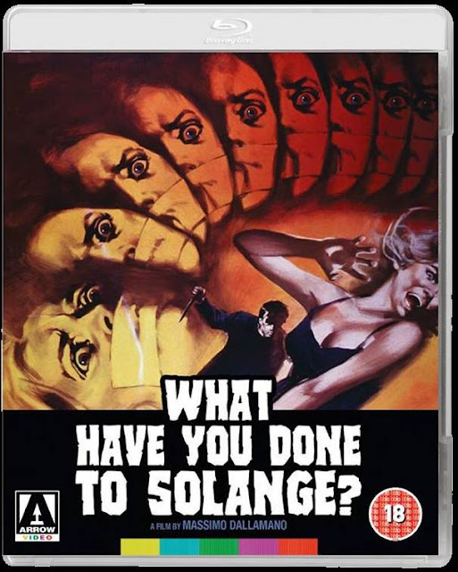 What Have You Done To Solange Blu-ray