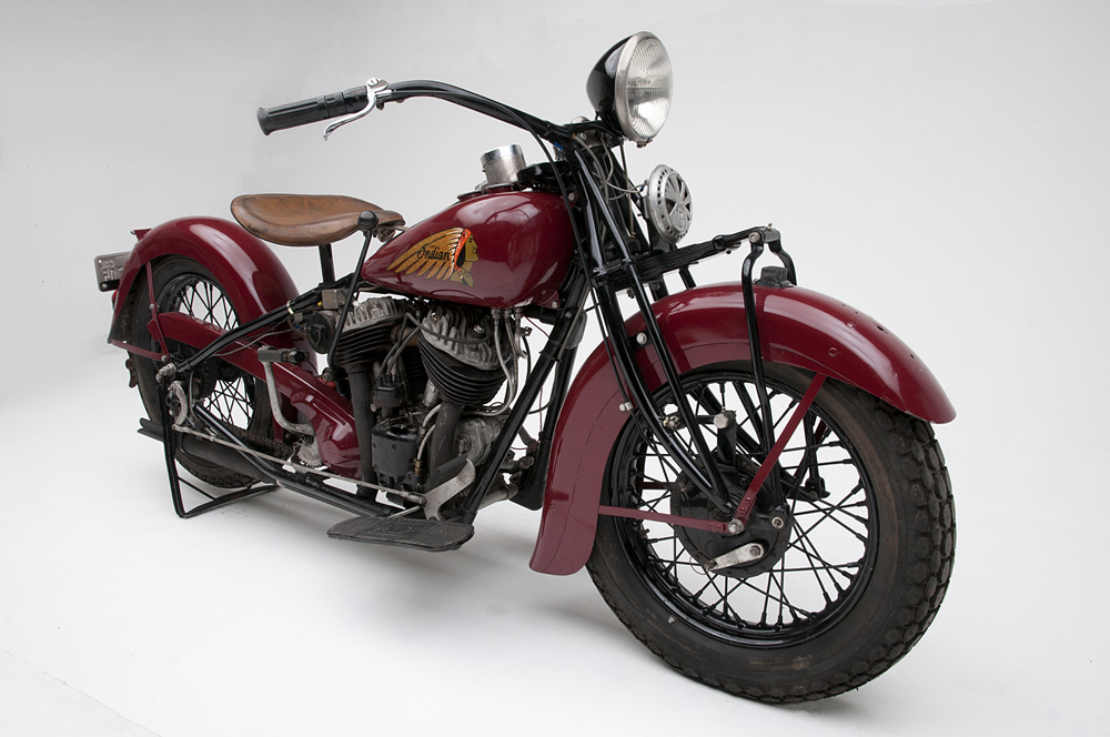 1935 Indian Chief Motorcycle For Sale By Marks Indian Parts