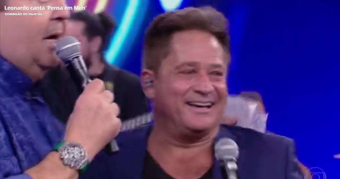 BarDoLeo no programa Domingão do Faustão 24 9 2017