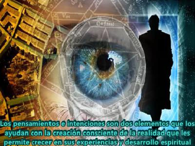 La Creación Consciente es el siguiente paso para que avancen con su desarrollo espiritual, para el restablecimiento de las Energías.
