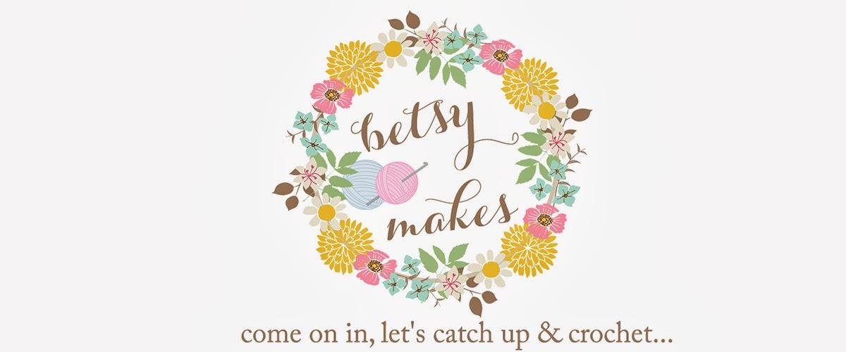 Betsy Makes ....