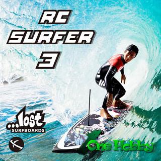 KYOSHO RC SURFER 3