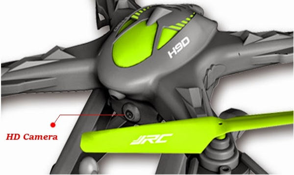 JJRC H9D FPV Quadcopter HD Camera