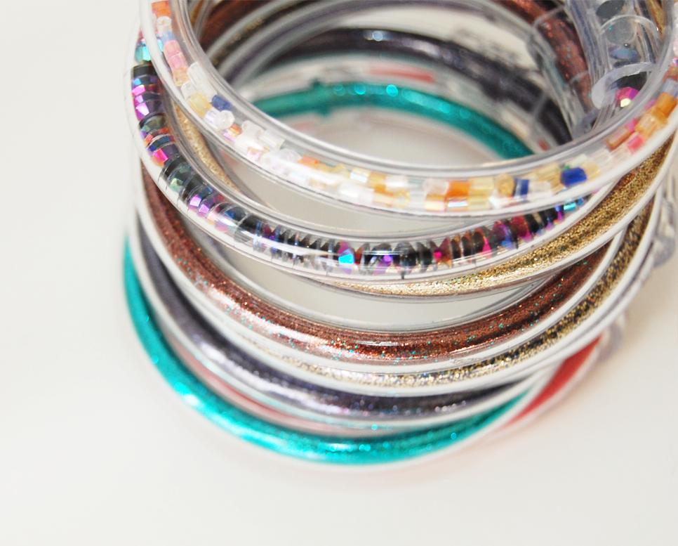 Diy Vinyl Tube Bracelet Wild Amor