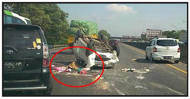 Kecelakaan Tol Cipali