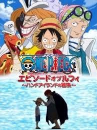 One Piece: Episode of Luffy - Hand Island no Bouken