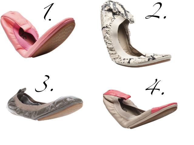 yosi samra ballet flat shoes