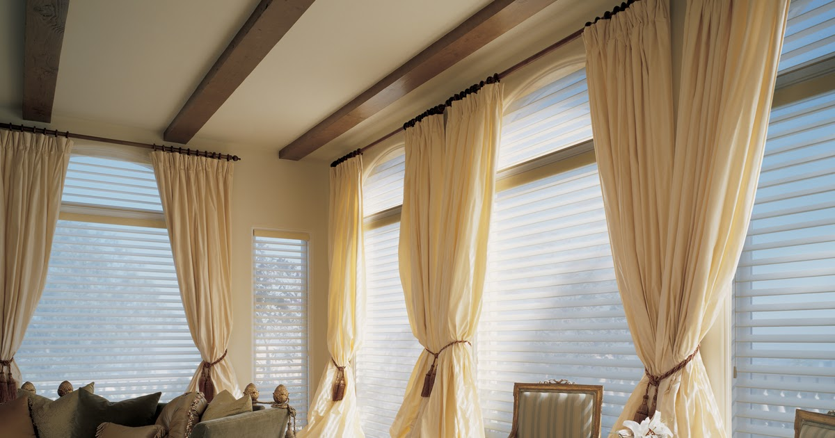 Large home window treatments large windows treatment ideas for Blinds for tall windows