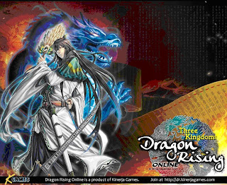 Three Kingdoms - Dragon Rising Online