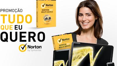 """Promoção """"Tudo O Que Eu Quero Norton"""""""