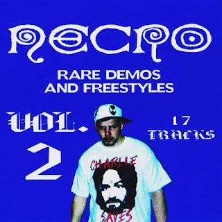 Necro - Rare Demos & Freestyles Vol. 2 (2001)
