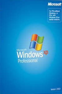 Windows XP Professional SP3-Cover