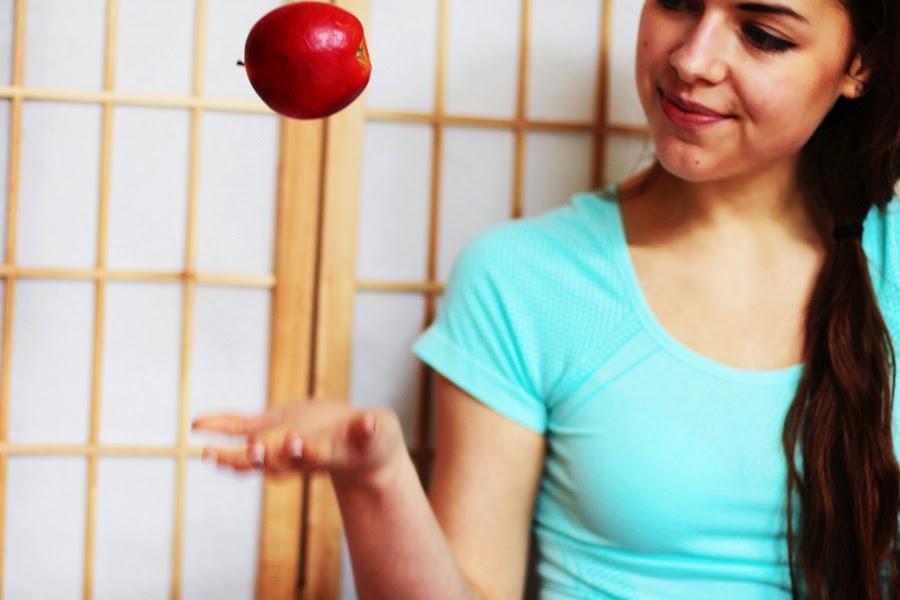 apfel jasmin myberlinfashion vegan food