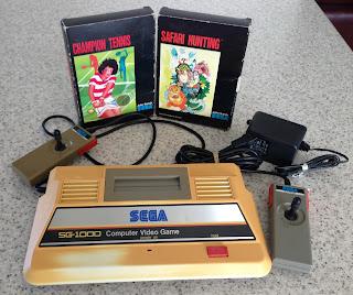 SG1000 Console
