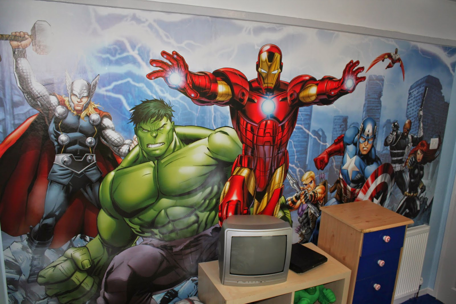 amazing kids bedroom in a box  8  Avengers Bedroom Dulux in a Box. Diy Teen Bedroom Decor  35  DIY Teen Room Decor Ideas For Girls