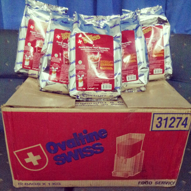 Ovaltine Swiss 1 Kg Spec Dan Daftar Harga Terbaru Indonesia Coklat Malt Import Reg Bpom Ri Grosir Eceran 53000 Bag 1kg
