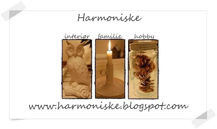 Harmoniske