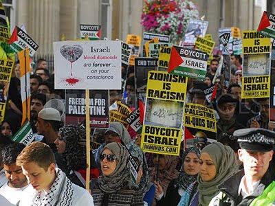 London, Quds day