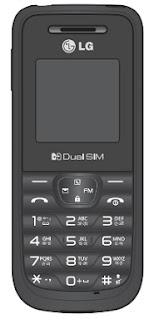 LG Dual SIM Mobile LG A190