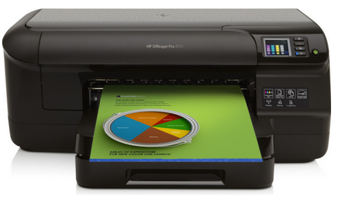HP Officejet Pro 8100 Printer