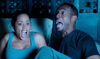 """Cena do filme """"Inatividade Paranormal"""""""