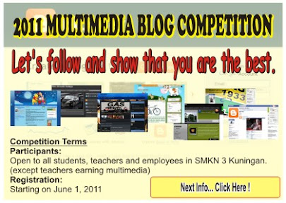 2011 Multimedia Blog Competition