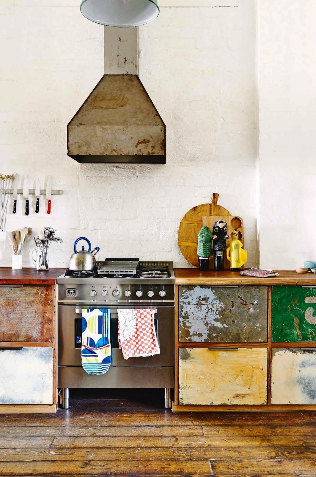 Renovieren und Wohnen im Industrielook - das beste für schöne Möbel, leuchten und Accessoiresim Vintage Design