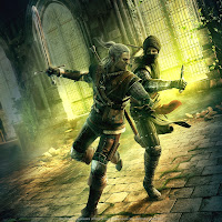 The Witcher 2 Assassins Of Kings iPad and iPad 2 Wallpapers