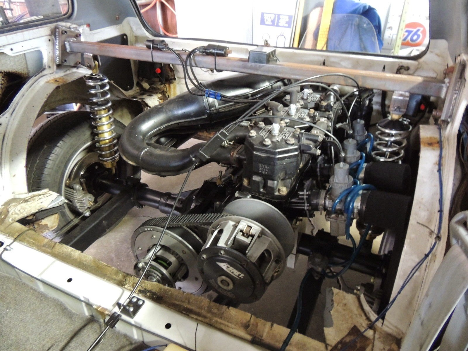 Image Gallery Snowmobile Engine