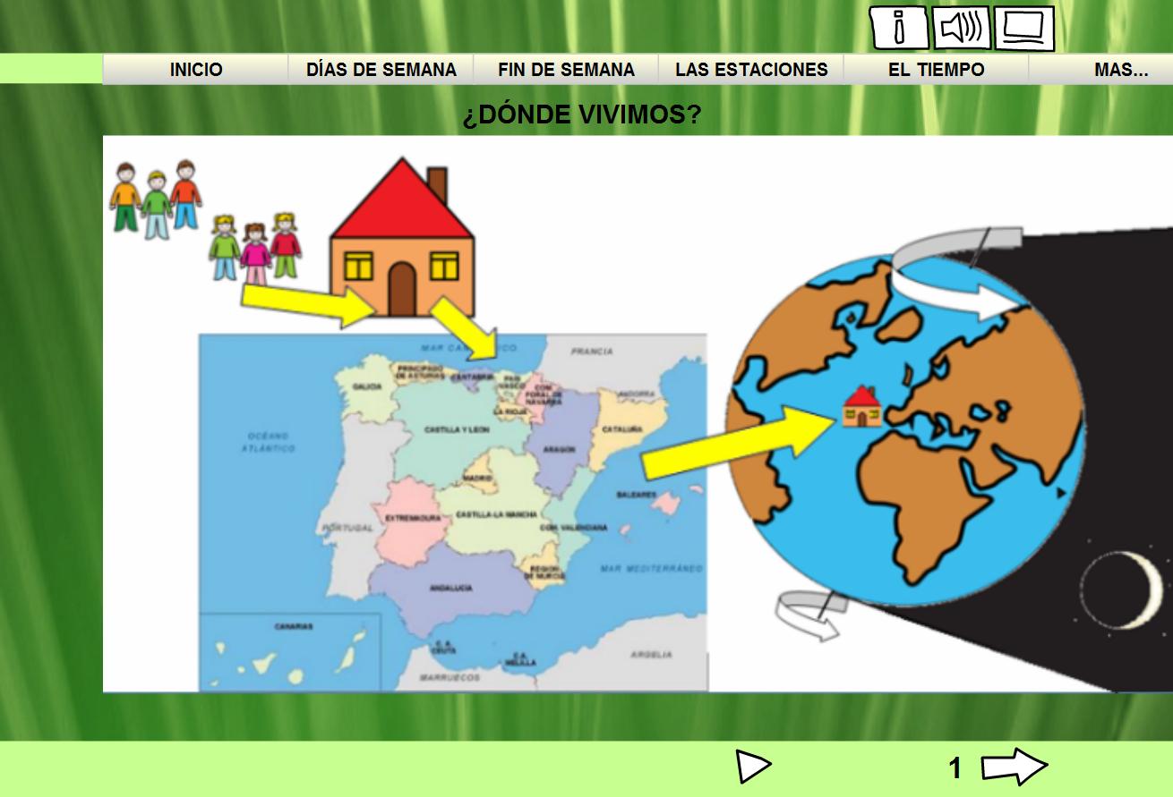 http://engalego.es/curso/lim/calendario_y_clima/calendario_y_clima.html