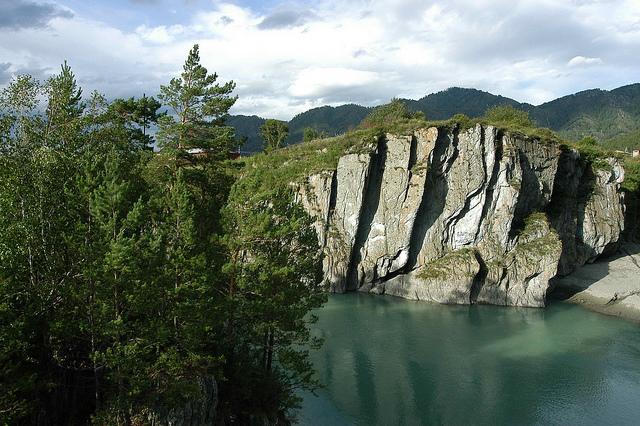 Katun sungai katun sungai adalah sungai utama di pegunungan altai