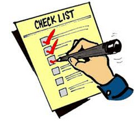checklist