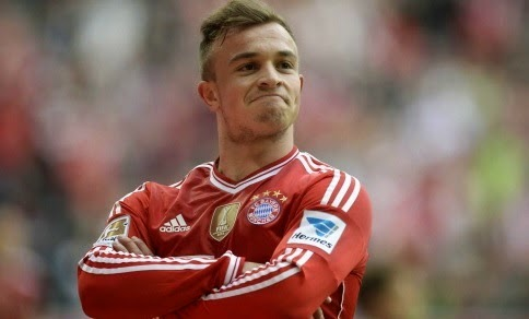 Liverpool in pole position to sign Xherdan Shaqiri