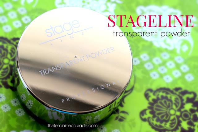 Stageline Transparent Powder in 'Neutral'