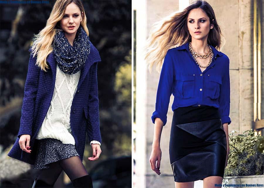 Faldas de moda otoño invierno 2015 Markova.
