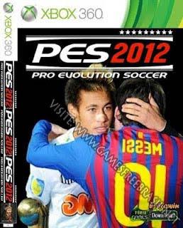 Xbox 360   Futebol Pes 2012 Luciano V 4 2   NTSC U 2012