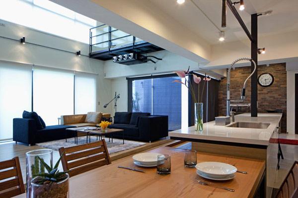 Interior design ideas for duplex contemporary design for Duplex home interior designs