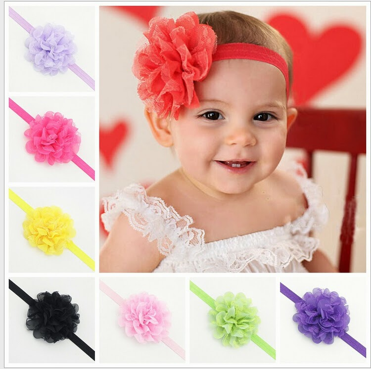 Baby Girl lace fashion hair band