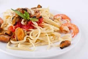 Chesapeake Bay Company Seafood Pasta