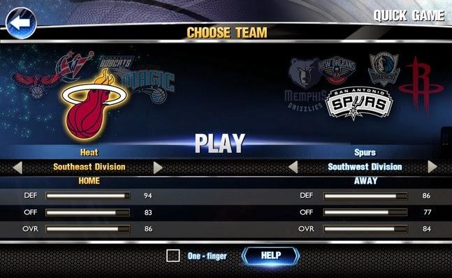 Kindle Tablet Edition NBA 2K14 Apk Download