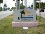 Hallandale Beach. Actually, it&#39;s a city of gross incompetency, red-tape &amp; myopia