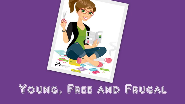 Young, Free and Frugal-Deals, Coupon Codes, Saving Money Online and Making Money Online