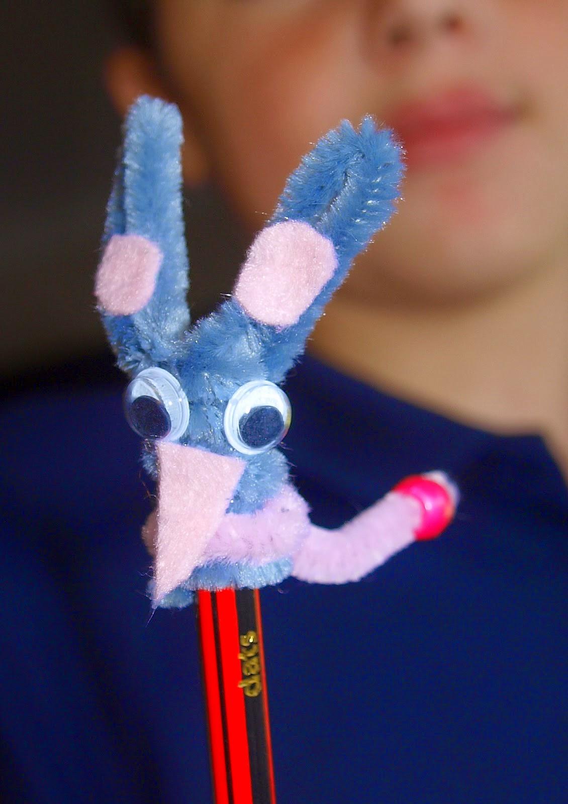 bilby pencil topper bilby craft