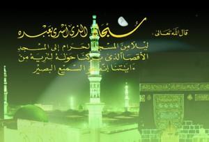 Hikmah Isra' Dan Mi'raj (Bag 1)