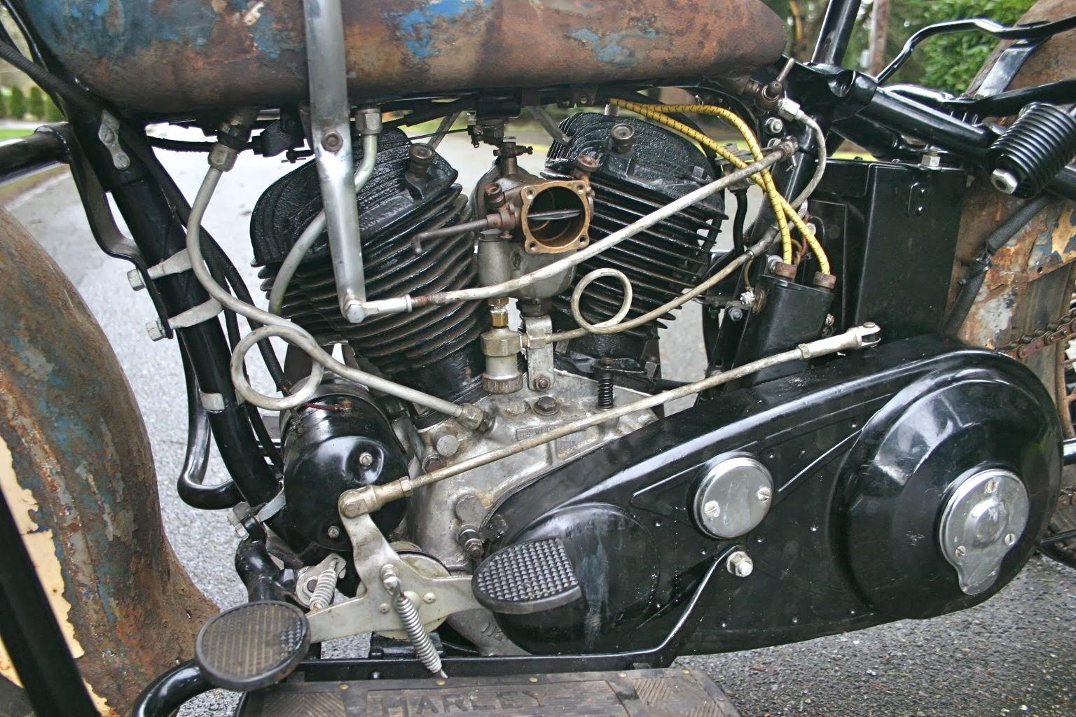 Musings Of A Motorcycle Aficionado Parkerizing Metal
