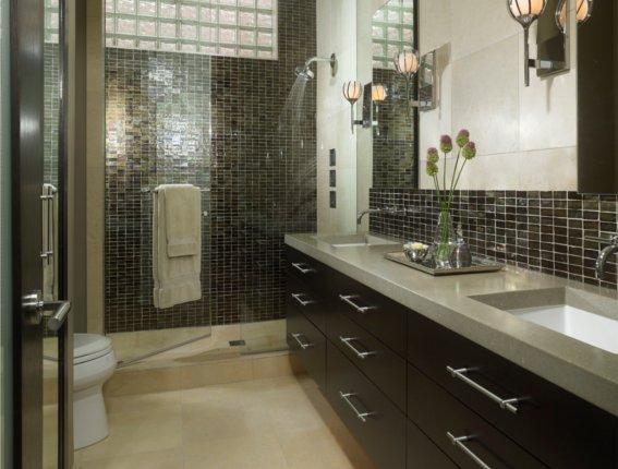Baños Elegantes Con Tina:Baños Modernos: Baño moderno elegante